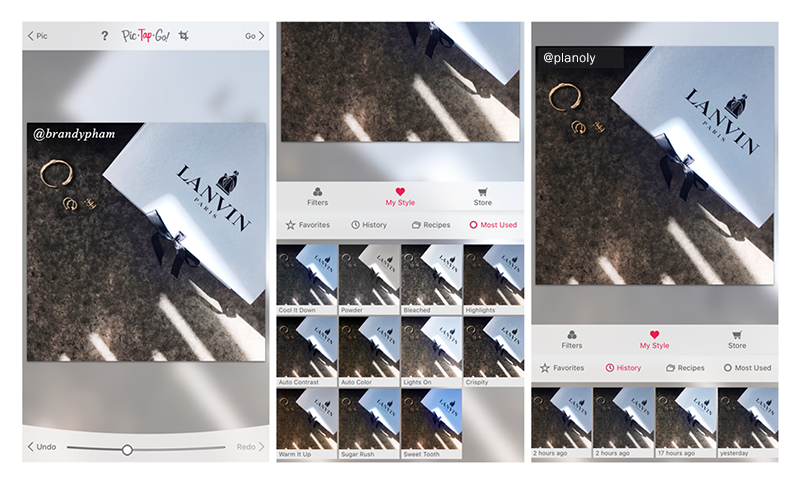 photo editing app for instagram pictapgo