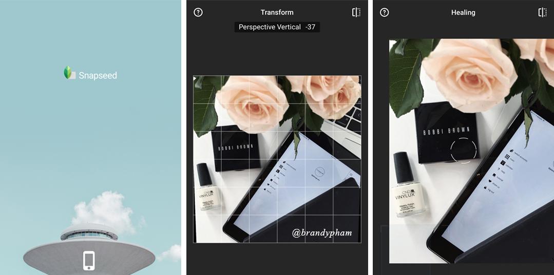 Instagram & Favorite Photo Editing Apps